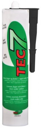 FUGELIM - TEC 7 - SORT - 310 ML.